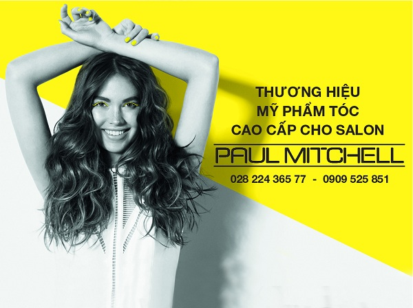 My pham toc Paul Mitchell